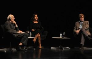 Encuentro entre Zygmunt Bauman y Javier Gomá, con Mara Torres moderando