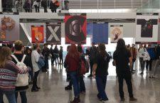 La Escuela de Arte y Diseño de Burgos acoge la exposición 'Las letras de Bulgaria – Alfabeto de Europa' en el marco del Foro de la Cultura