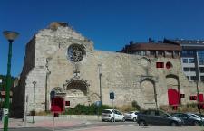 El colectivo de artistas SiO2 realizará una intervención pictórica en las ruinas del monasterio de San Francisco durante el II Foro de la Cultura
