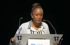 Caddy Adzuba, en el II Foro de la Cultura: «Para acabar con la violencia machista es la mujer la que tiene que levantarse y el hombre seguirla»