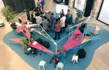 El Foro de la Cultura da a conocer su apartado Experimenta a través de una intervención itinerante en los alrededores del Teatro Principal de Burgos, a partir de las 13.00 horas